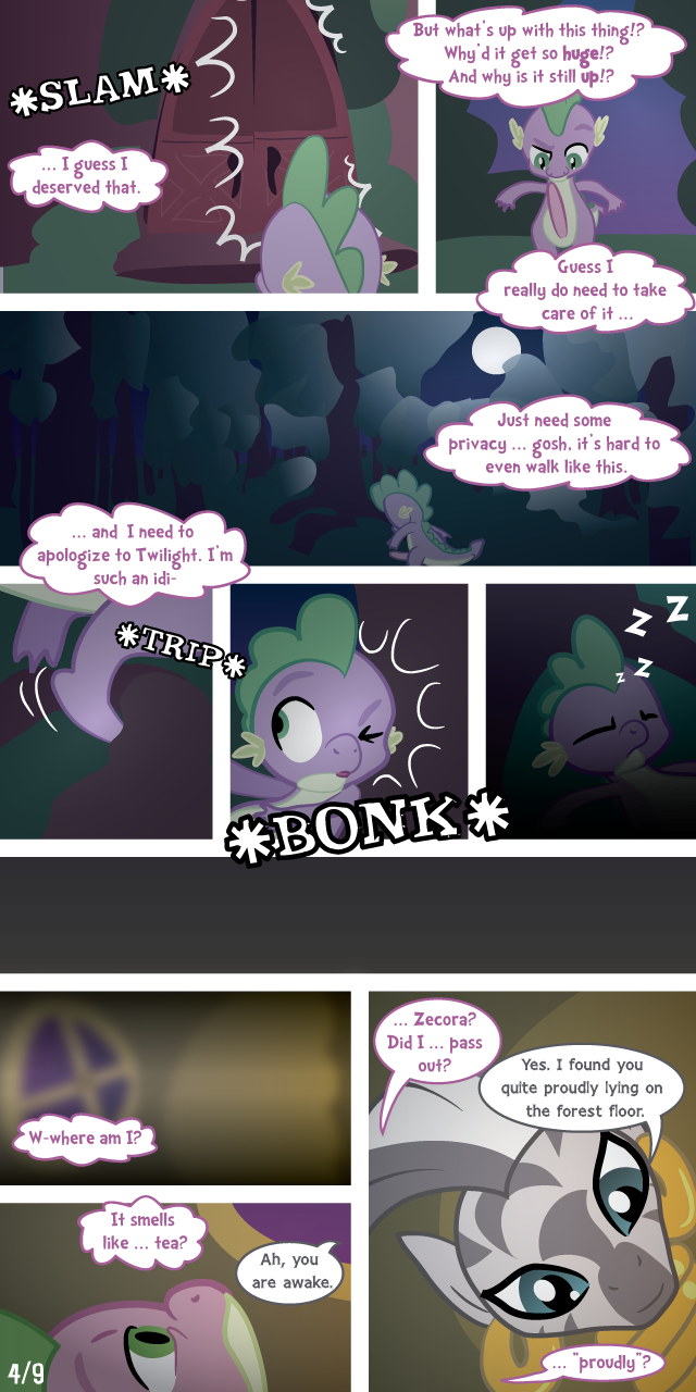 mlp spike and fanfiction rarity Spark a space tail full movie
