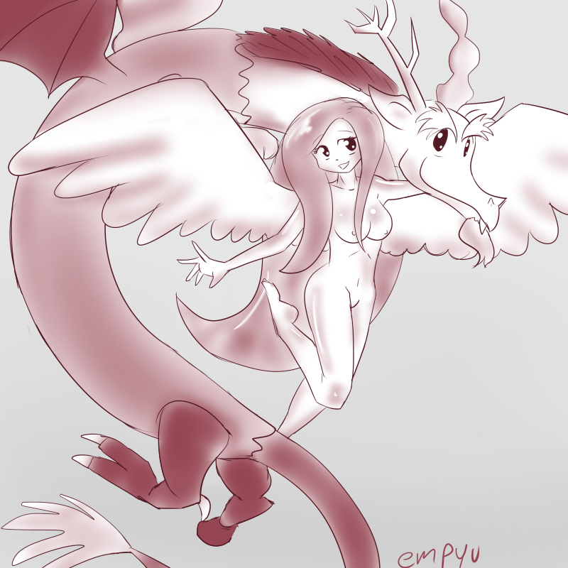 and fluttershy little my discord pony Captain america x iron man doujinshi