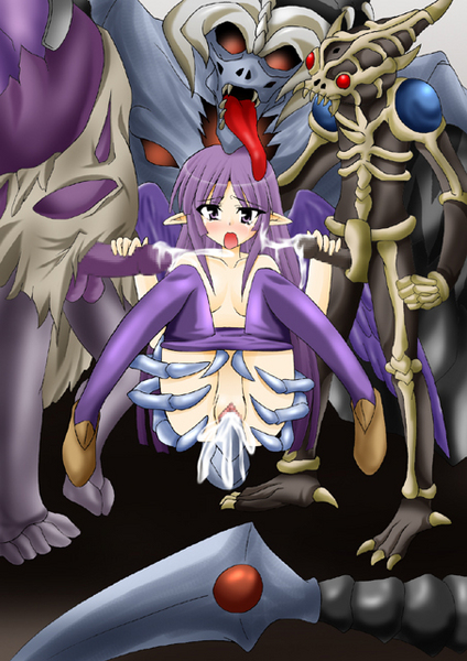this kyoko a zombie is Girls of the wild's hentai