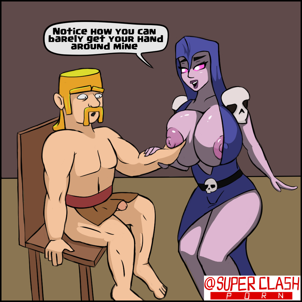 witch clash royale or wizard Brandy and mr whiskers porn
