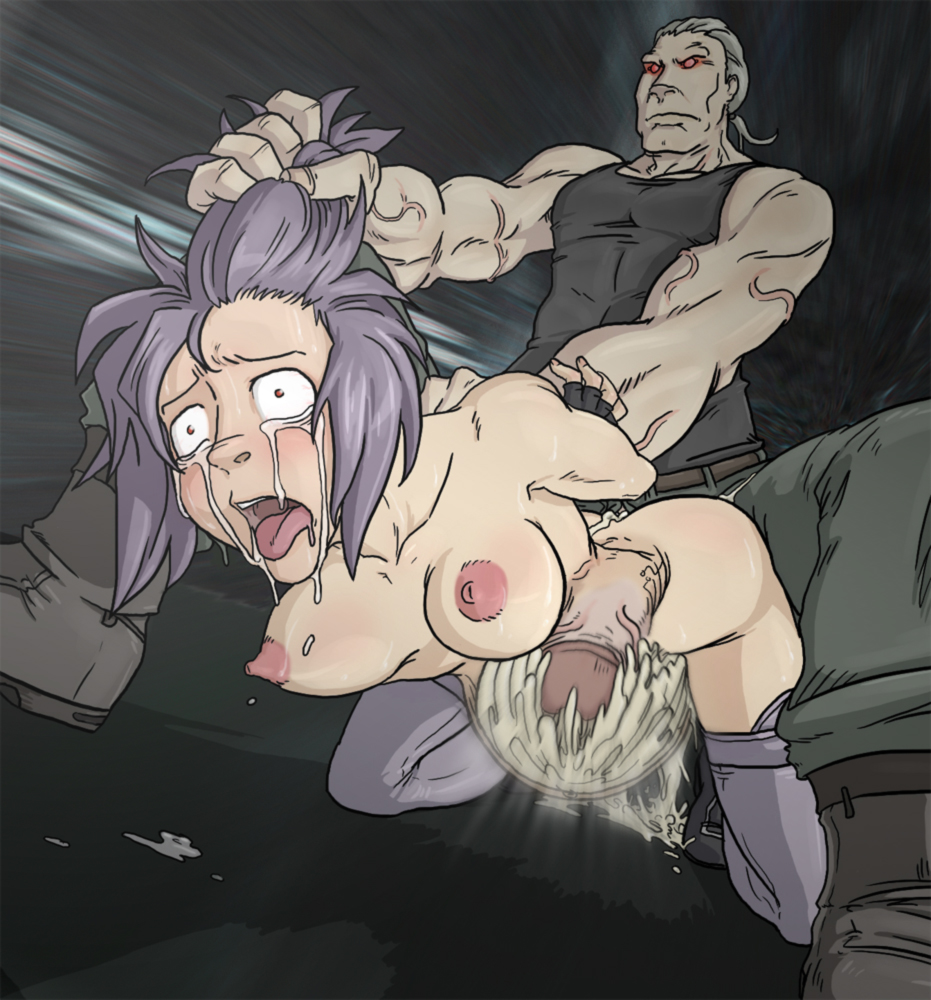 chai ghost in shell the Highschool of the dead nude scene
