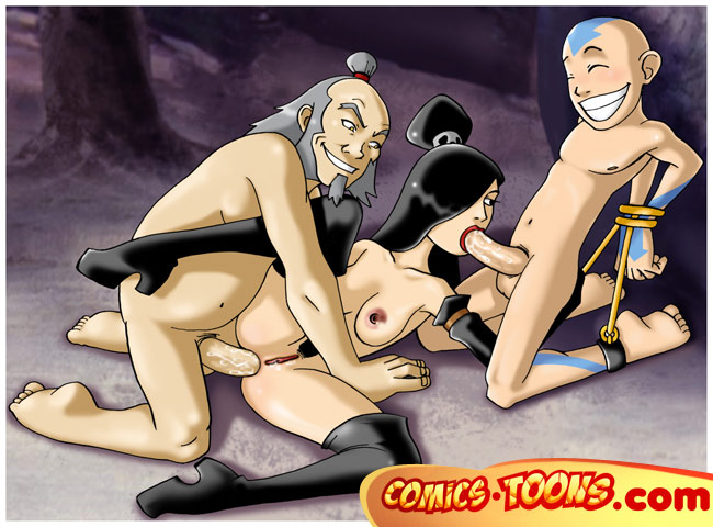 the nude airbender last avatar Fat worm from star wars