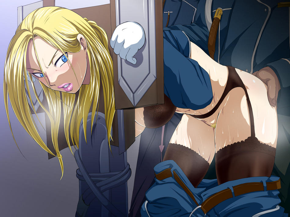 olivier armstrong mira Cammy street fighter 5 gif