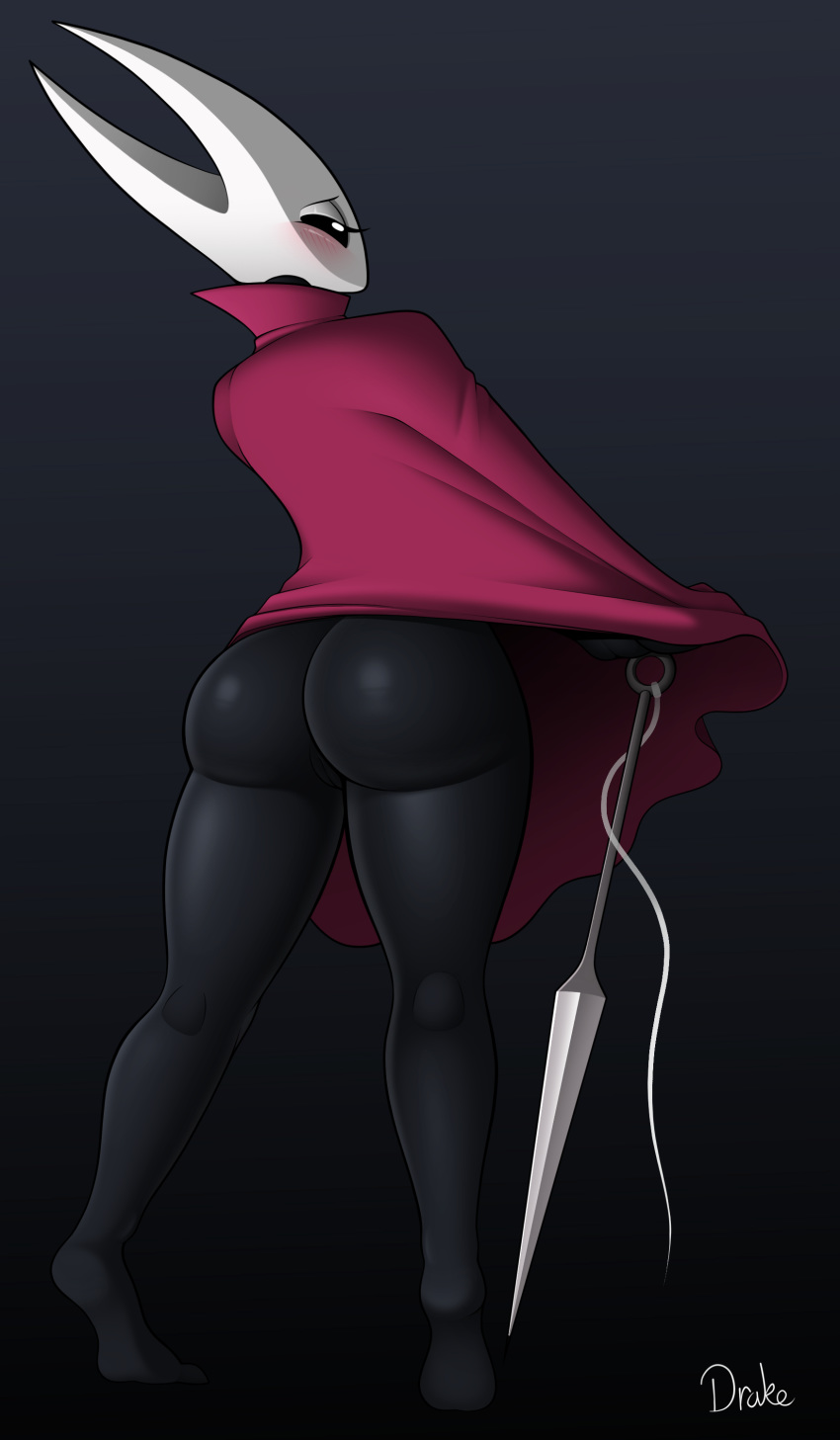 hollow lady knight the white Hat in time