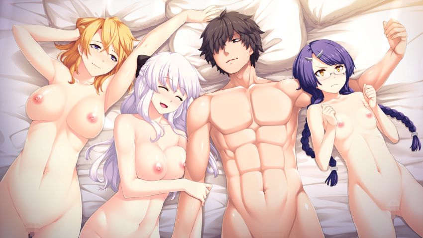 no tensei kendo colosseo harem Little nightmares six and the lady