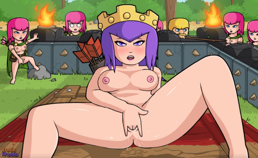 rules of meren toth clan nel Ren & stimpy naked beach frenzy