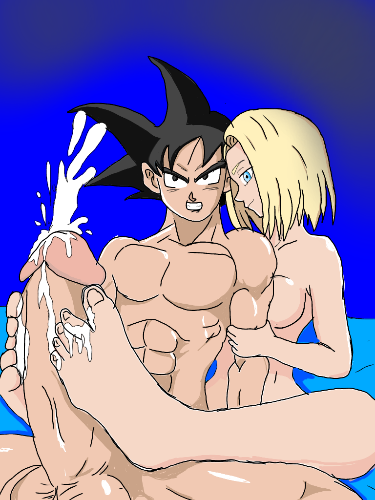 porn ball dragon android 18 super Cat ears resident evil 2